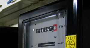 Счетчик электроэнергии.