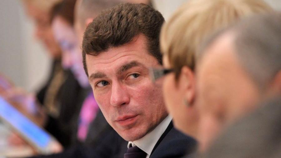 Губернатор Виктор Томенко нашел позитив в назначении региону из-за бедности министра-куратора