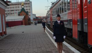 В Алтайском крае запустили две новые эко-электрички с туалетами и кондиционерами