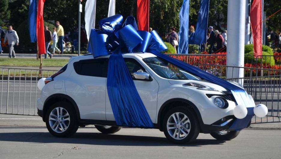 Nissan Juke в Барнауле