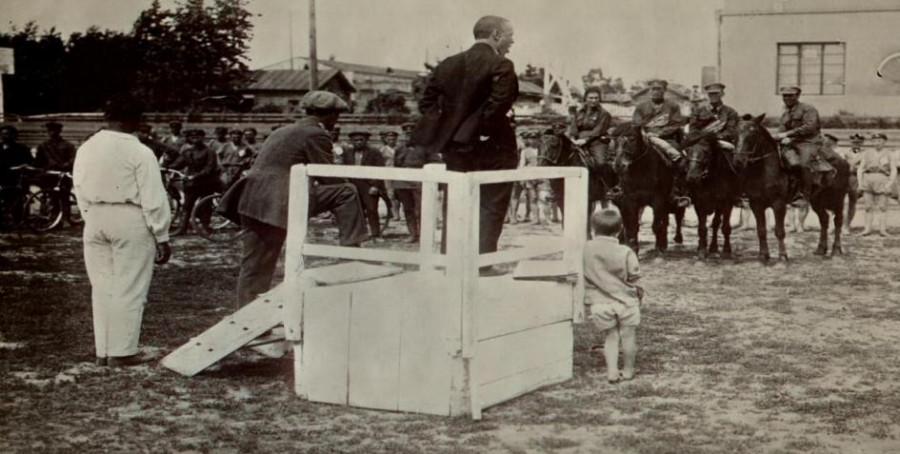 В июле 1933 г. Горсовет принял решение о предоставлении бывшим красногвардейцам дополнительных льгот.