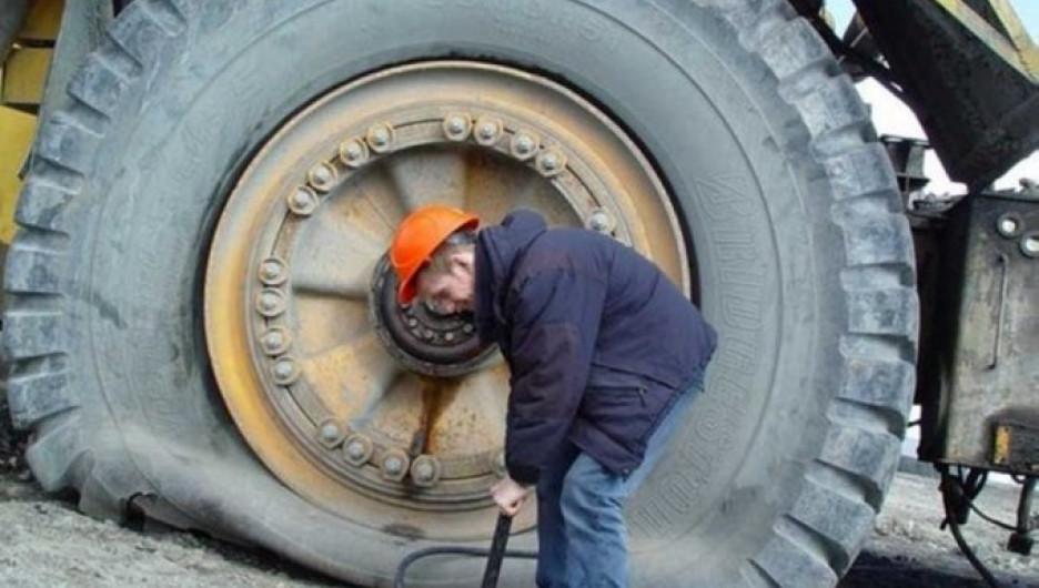Самые тяжелые и страшные условия труда.