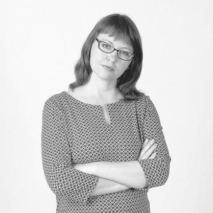 """Юлия Абрамкина, редактор раздела """"Недвижимость""""."""