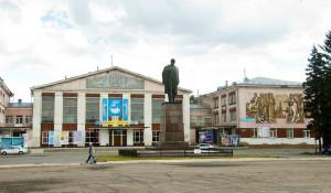 Здания в Рубцовске