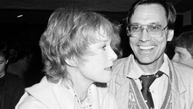 Андрей Кончаловский и Ширли МакКлейн, 1983 год