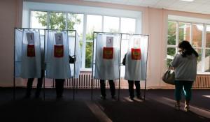 Выборы в Барнауле 18 сентября 2016 года.