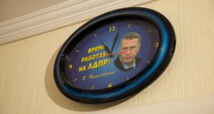 В штабе ЛДПР. Выборы в АКЗС и Госдуму. Барнаул, 18-19 сентября 2016 года.
