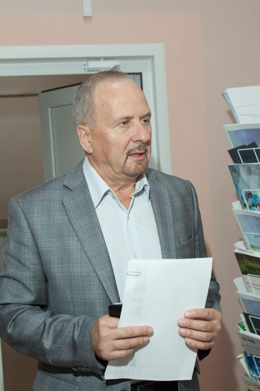 Сергей Поспелов.