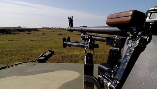 У алейских мотострелков.