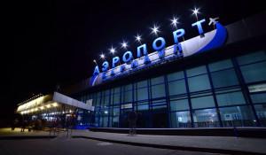Споттинг в аэропорту Барнаула.