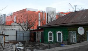 Барнаул - город супермаркетов и ТРЦ.