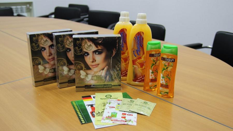 Как в Барнауле работает интернет-магазин по доставке товаров для красоты и быта.