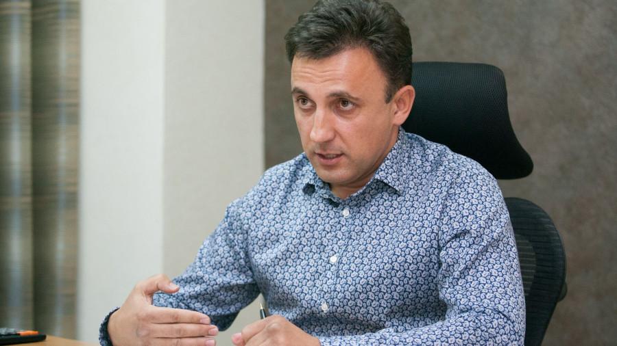"""Сергей Ножкин, экс-руководитель предприятия """"Альтаир-агро"""""""
