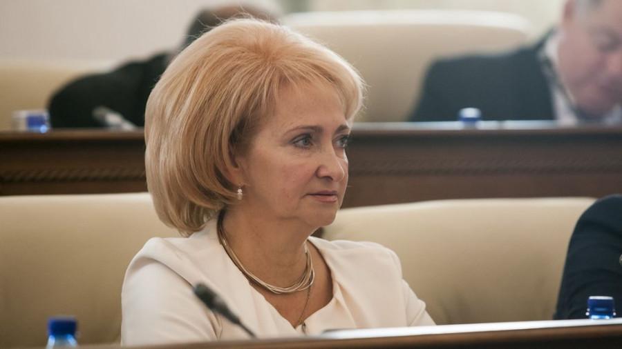 Ирина Солнцева.