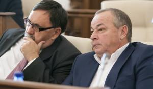 Андрей Сартаков и Владимир Попов.
