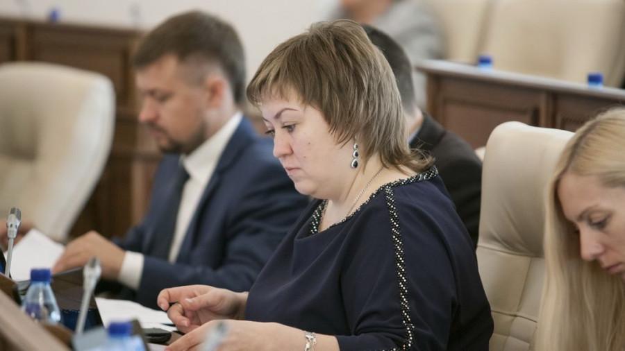Евгения Боровикова.