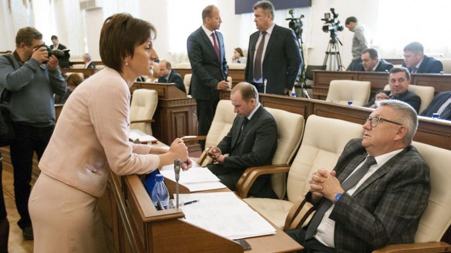 Татьяна Ильюченко и Сергей Писарев.