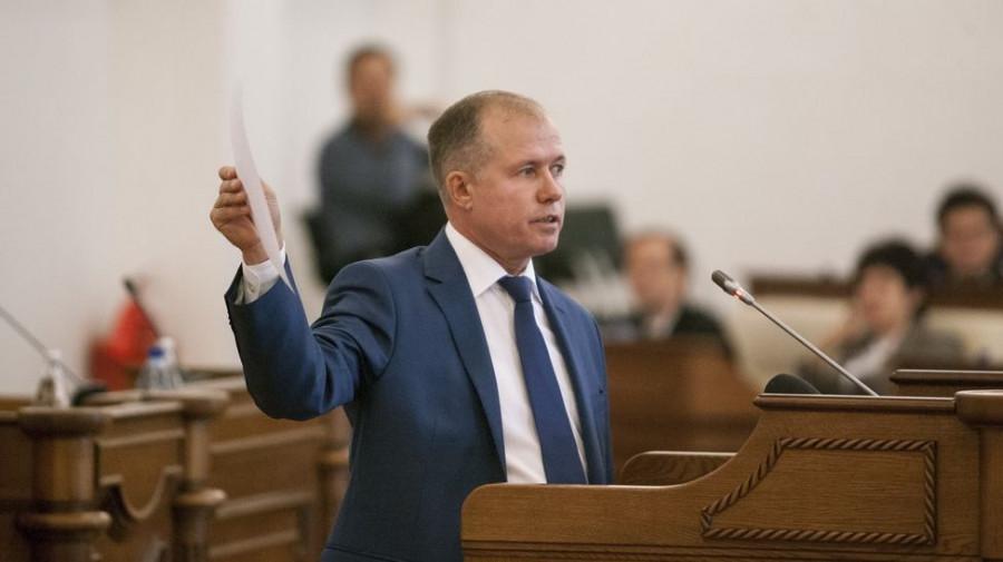 Сергей Бенслер.