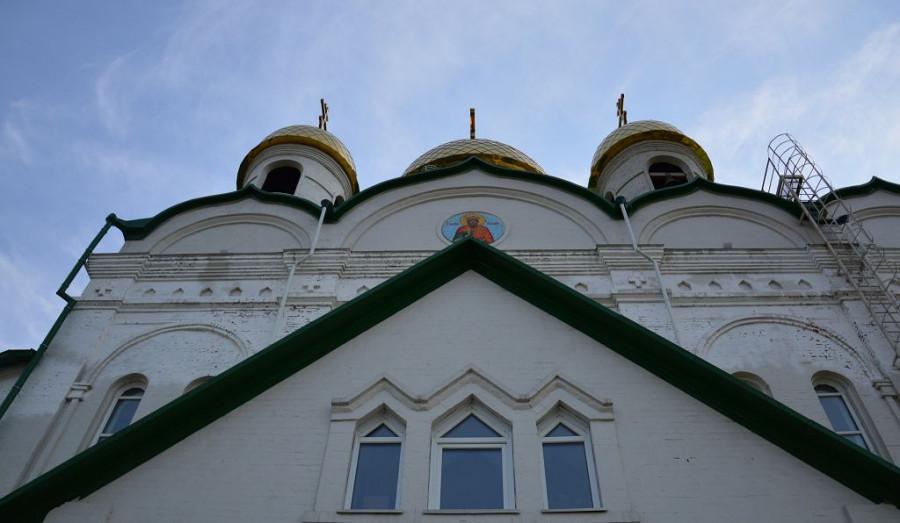 Церковь. Храм.