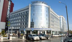 Краевой Диагностический центр.