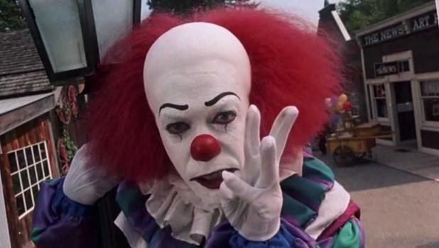 """""""Оно"""". Клоун."""