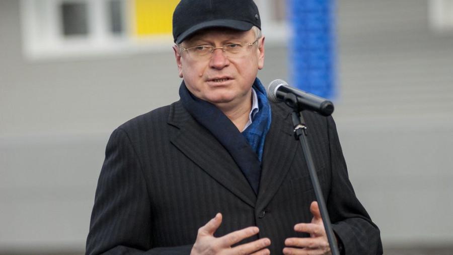 Юрий Шамков, председатель Алтайской федерации гребли на байдарках и каноэ.