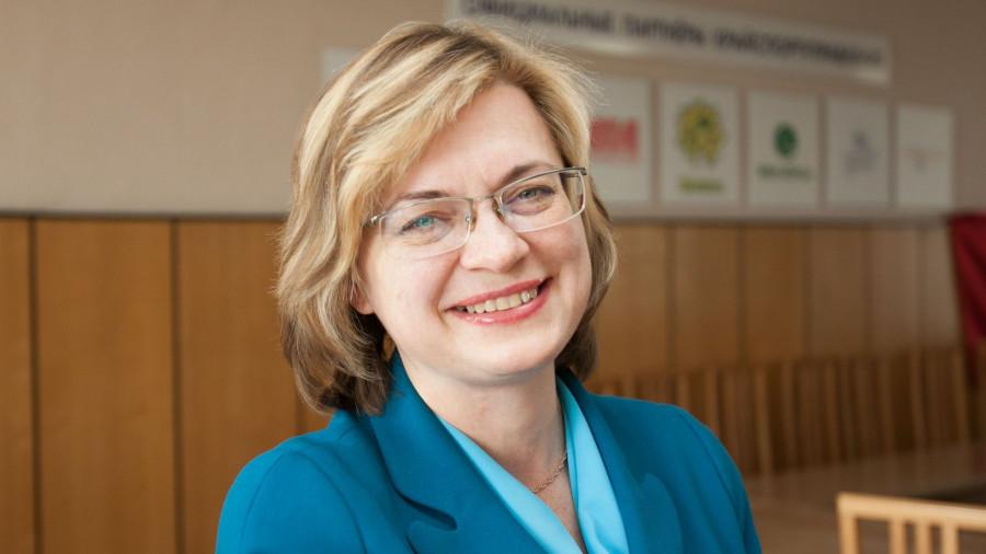 Елена Лебедева.