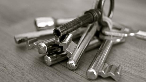 Набор ключей. Отмычки.