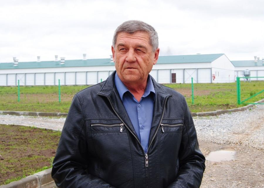 Фермер Александр Орлов