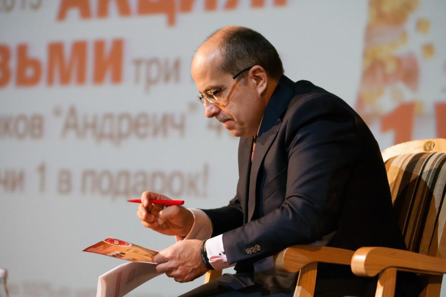 Игорь Манн в Барнауле