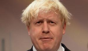 Борис Джонсон, Великобритания.