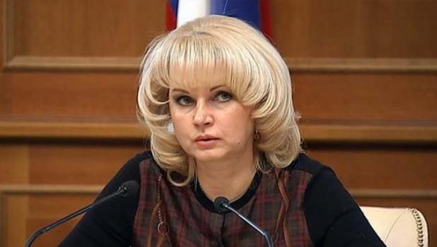 Татьяна Голикова, Россия.
