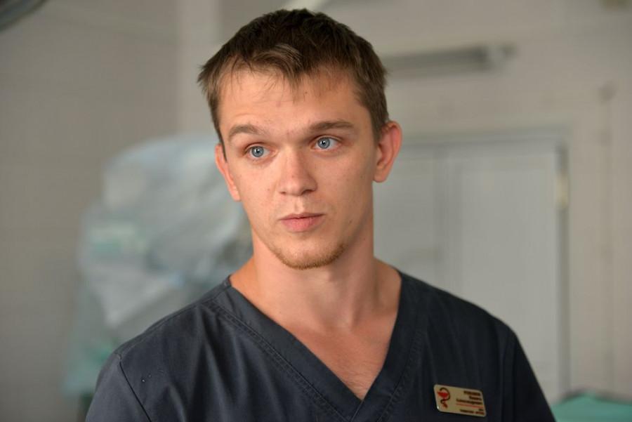 Единственный в Сибири выпускник курсов доктора Ван Дайка работает в Барнауле.