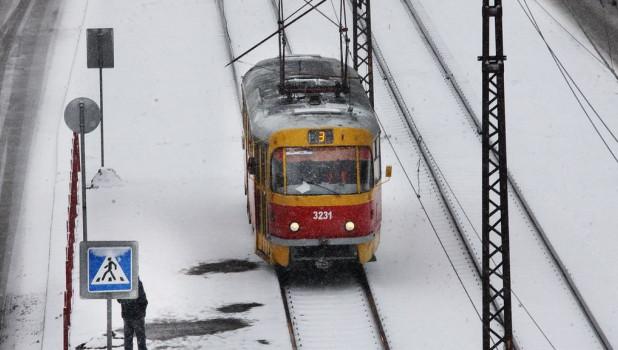 Трамвай №3.