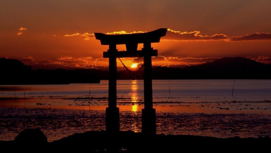 Япония.