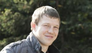 Дзюдоист Иван Нифонтов.