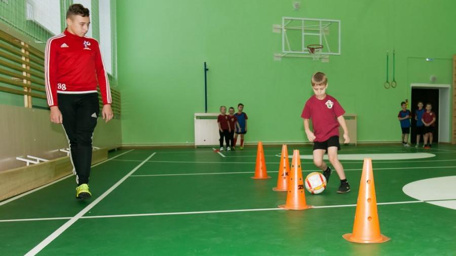 В Барнауле открыли новую школу.