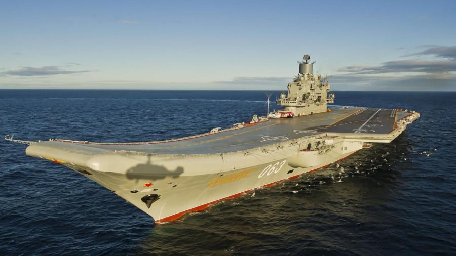 """""""Адмирал Кузнецов""""."""