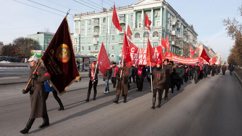 Фото день октябрьской революции, все