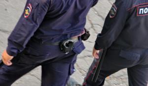 Алтайские полицейские.