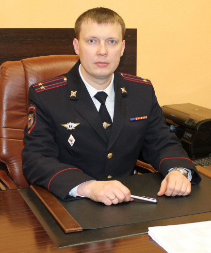 Замначальника управления по контролю за оборотом наркотиков ГУ МВД по Алтайскому краю подполковник полиции Алексей Бахаев.