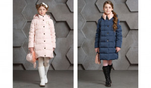 Комфортная и теплая одежда для детей.
