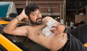 В нНью-Йорке сделали календарь с местными таксистами.