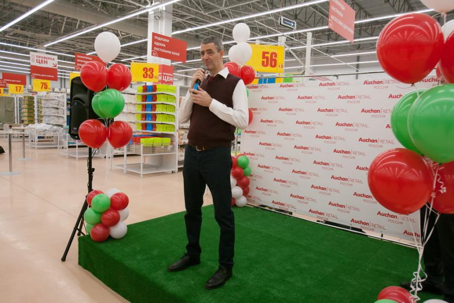 Иван Мартинович, директор по продажам формата Классические гипермаркеты.