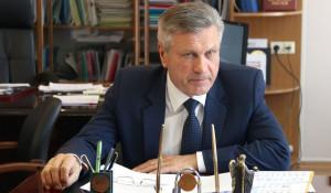 Ректор АлтГУ Сергей Землюков.