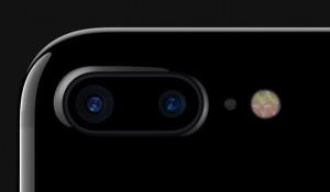 Двойная камера iPhone 7 Plus.