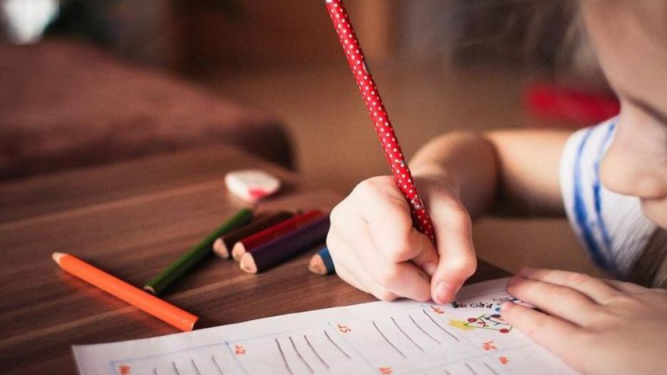 Готовим уроки вместе с детьми.