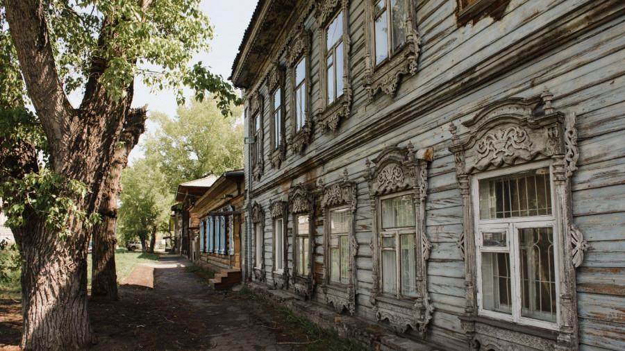 Дом на ул. Интернациональная, 89.