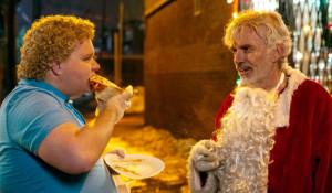 "Кадр из фильма ""Плохой Санта-2""."