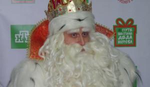 Дед Мороз в Барнауле.